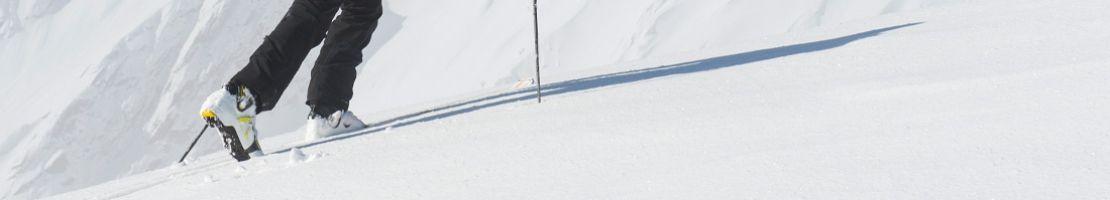 """Descubre la guía """"Esquí de montaña para principiantes"""""""
