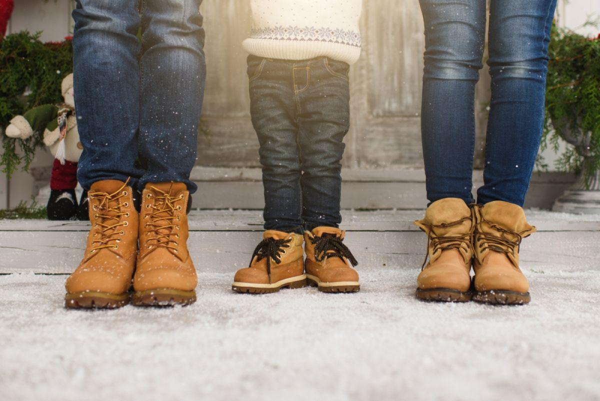 Calzado para la nieve