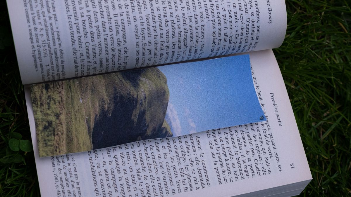 Llévanos en tus mejores historias: Marcapáginas del Valle de Arán