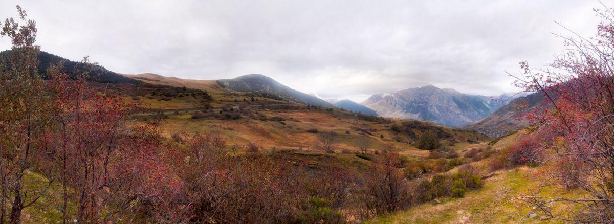 Los colores del Valle de Arán en otoño: una experiencia mágica