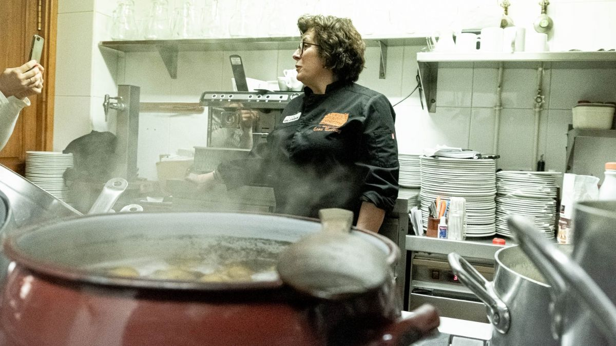 Montse de Casa Turnay | Café con Luderna