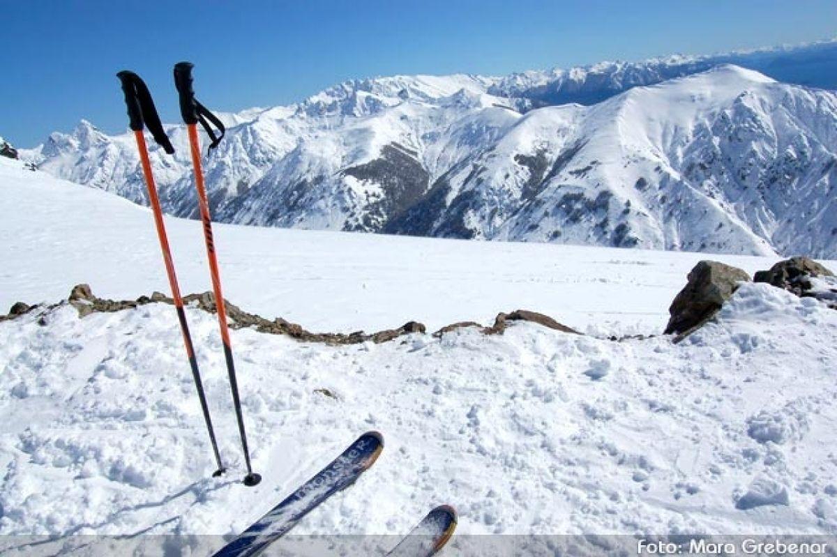 Aprender a esquiar: Conceptos básicos.