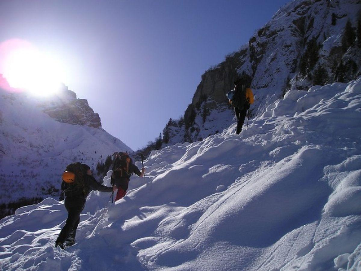 Apuesta por las mejores botas de montaña para la nieve
