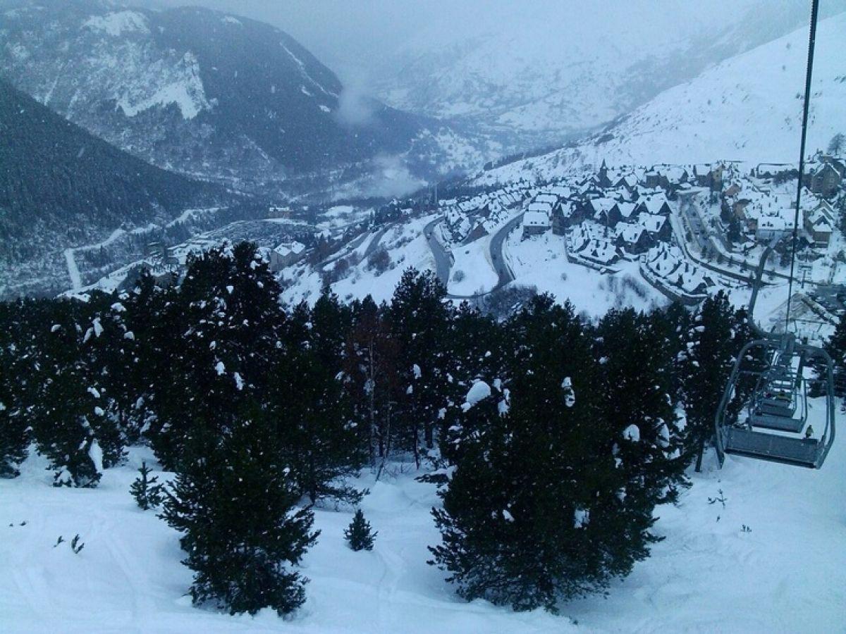 Baqueira Beret: Gastronomía, Pistas de esquí y Alojamientos