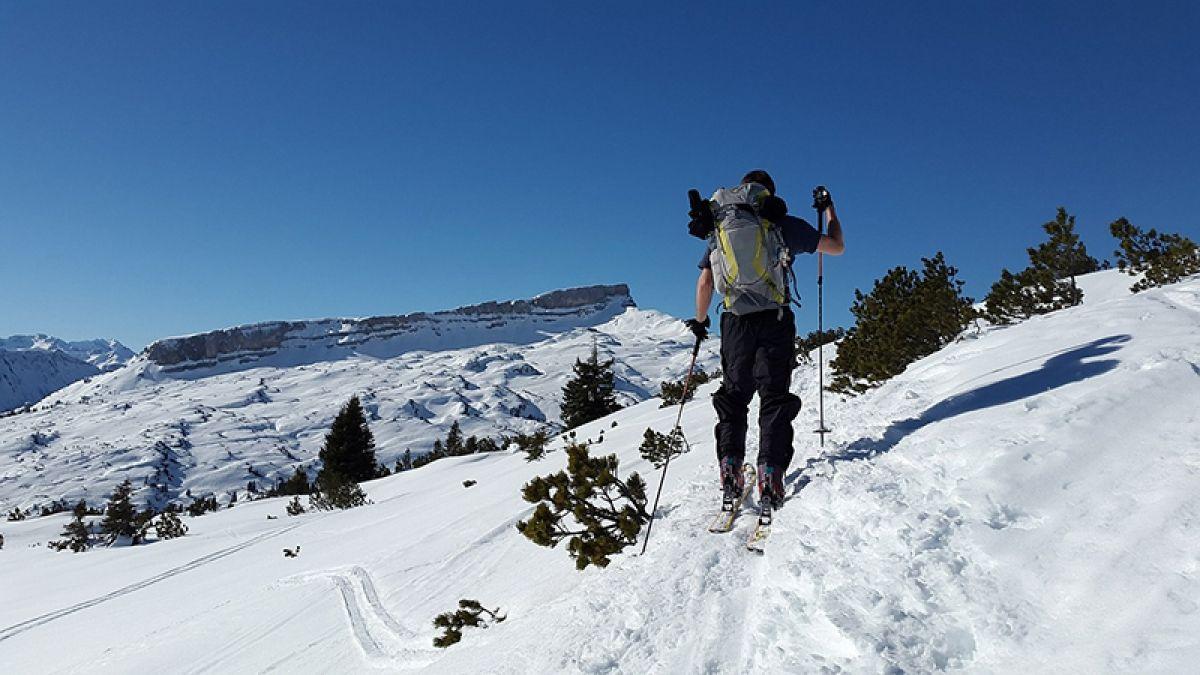 Esquí de travesía: en busca del material perfecto
