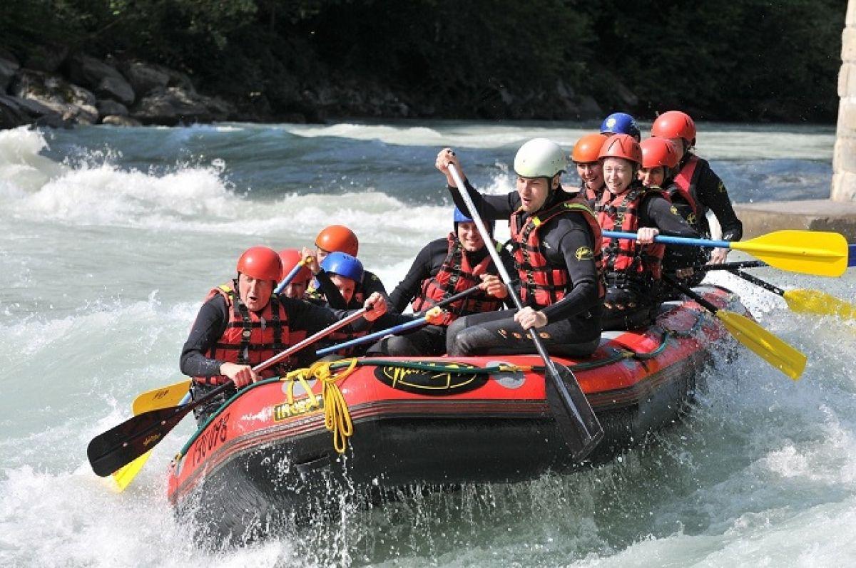 Rafting Baqueira ¡3 horas de diversión asegurada!