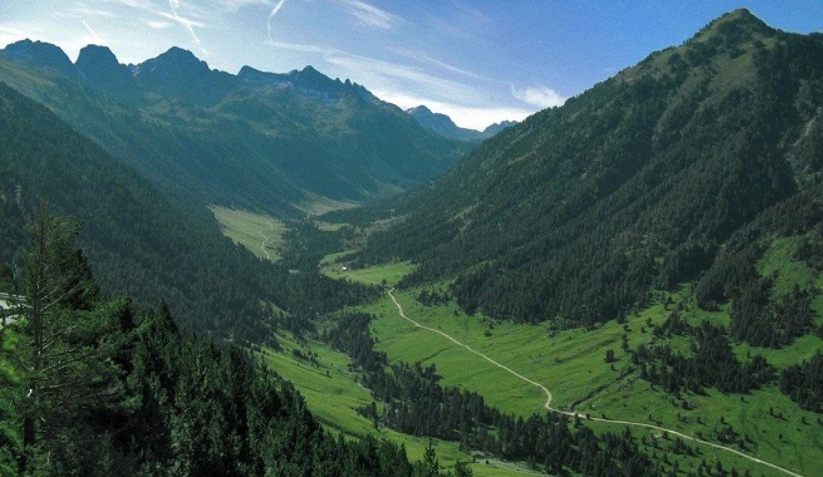 Rutas por los Pirineos
