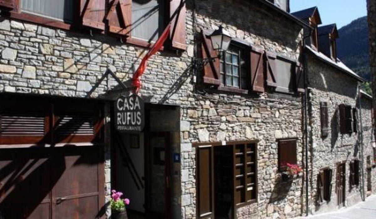 TOP restaurantes Baqueira: Casa Rufus