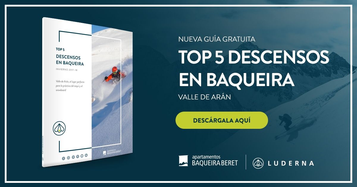 Los TOP 5 mejores descensos en Baqueira