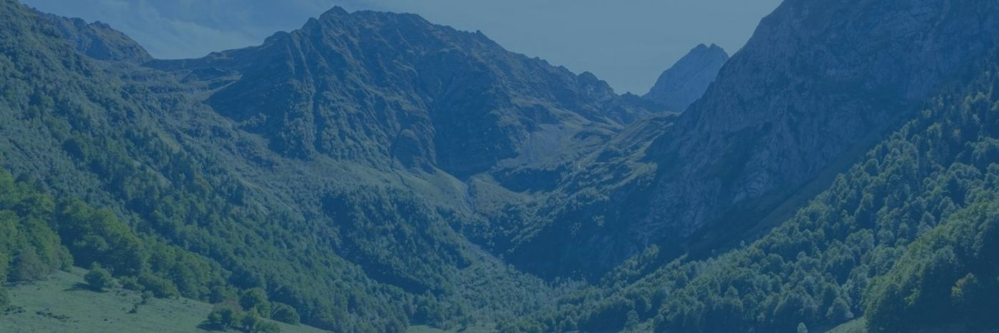 Montaña Valle de Arán Verano