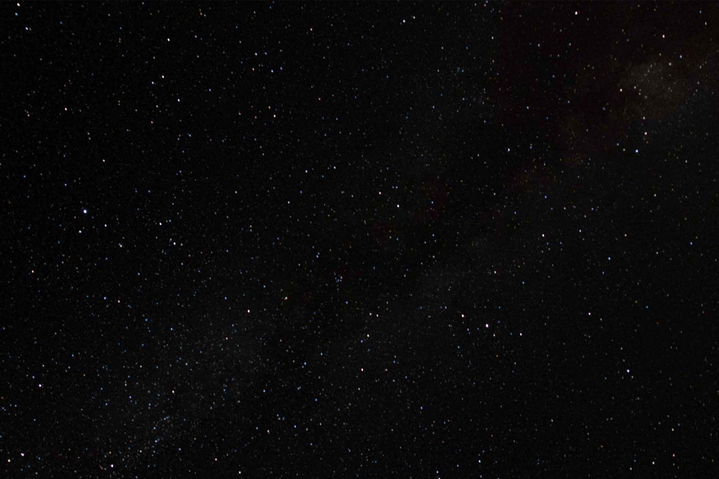 Estrellas en el valle de Arán