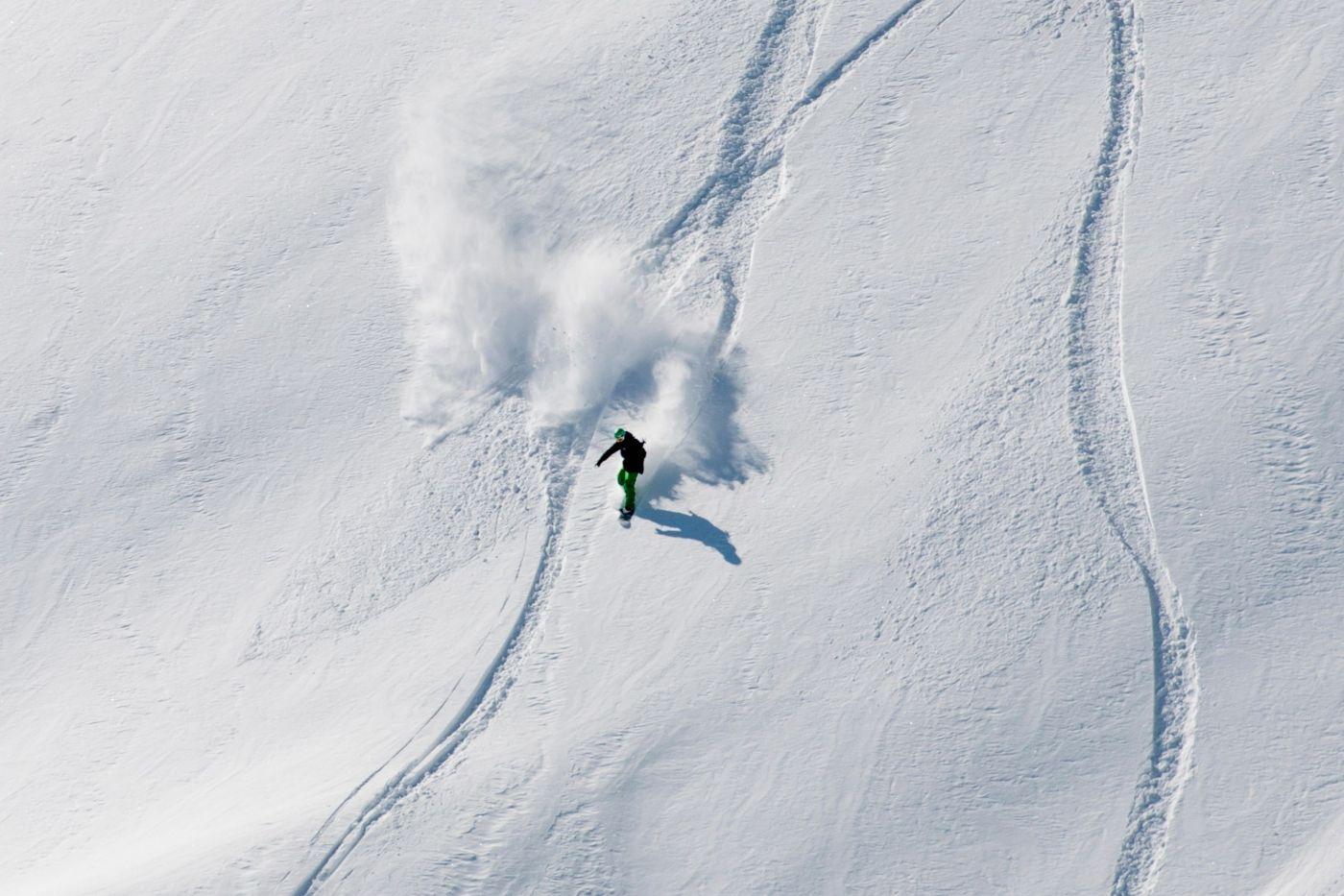 Tabla Snowboard Freeride