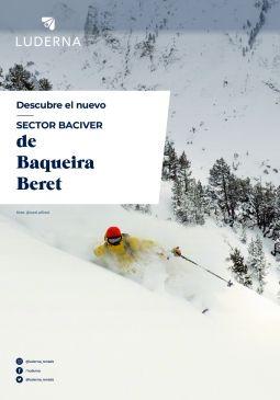 Baciver: el nuevo sector de Baqueira Beret