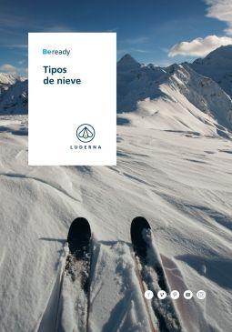 Be ready: Tipos de nieve