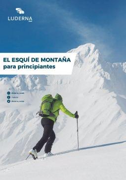 Esquí de montaña para principiantes