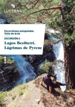 Excursión con guía Digital: Cascadas de Besiberri