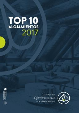 Top 10 mejores alojamientos 2017