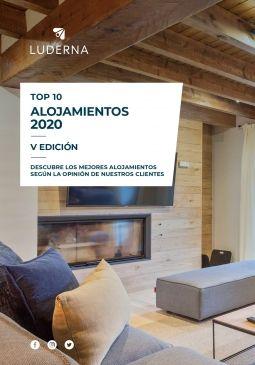 Top 10 mejores alojamientos 2020