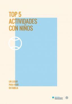 Top 5 Actividades con niños - Ed I