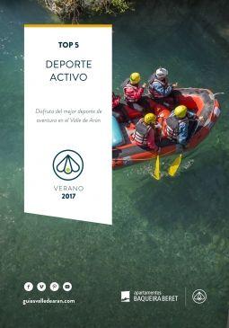 Top 5 Deportes de aventura