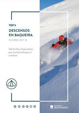 Top 5 descensos en Baqueira