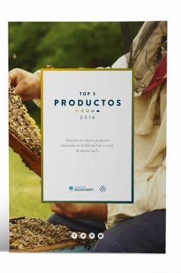 Top 5 Productos típicos del Valle