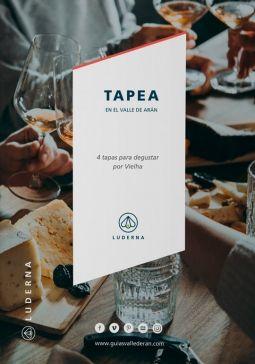 ebook: Tapas en Vielha