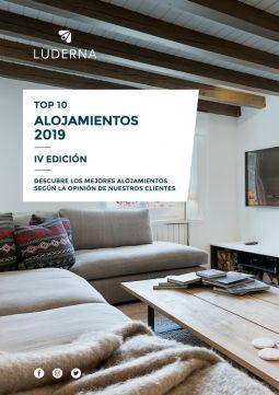 ebook: Top 10 mejores alojamientos 2019n