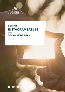 ebook: 5 sitios instagrameables del Valle de Arán
