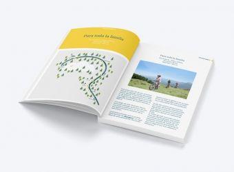 eBook Tres itinerarios para disfrutar de la BTT
