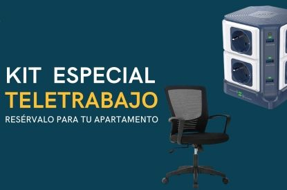 Kit teletrabajo