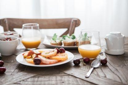 Luderna Breakfast
