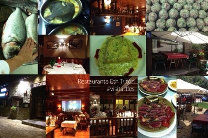 Restaurante Eth Triton en Arties