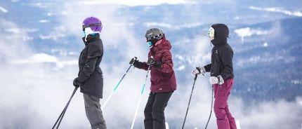 Sanidad no descarta flexibilizar la apertura de las estaciones de esquí