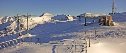Una intensa nevada deja a Baqueira Beret con la mayor area esquiable del sur de Europa