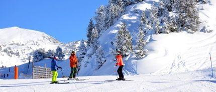Baqueira seguirá abriendo sus pistas de esquí durante el nuevo confinamiento