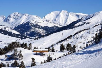 Baqueira Beret y el resto de estaciones de esquí catalanas seguirán abiertas durante la prórroga del confinamiento