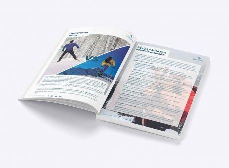 eBook gratis: Esquí de montaña para principiantes by Luderna
