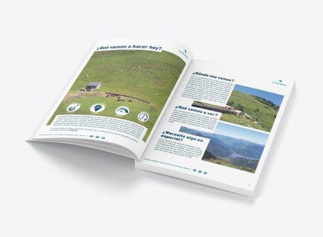 eBook gratis: Excursión con guía Digital: Còth de Baretja by Luderna