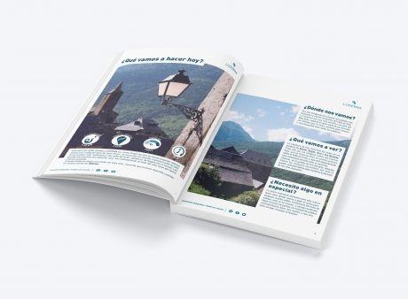 eBook gratis: Excursión con guía Digital: Pueblos Desconocidos by Luderna