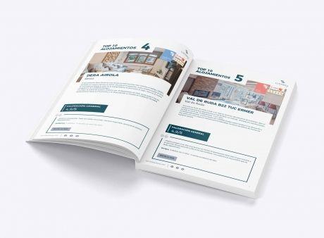 eBook gratis: Top 10 alojamientos 2021 by Luderna