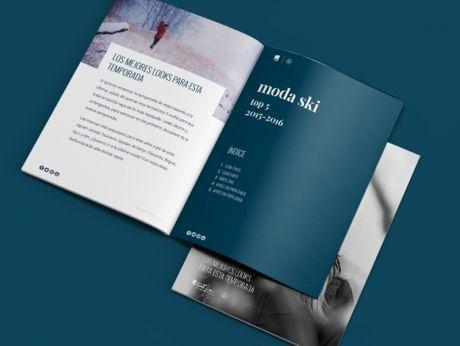 eBook gratis: Top 5 Moda Ski by Luderna