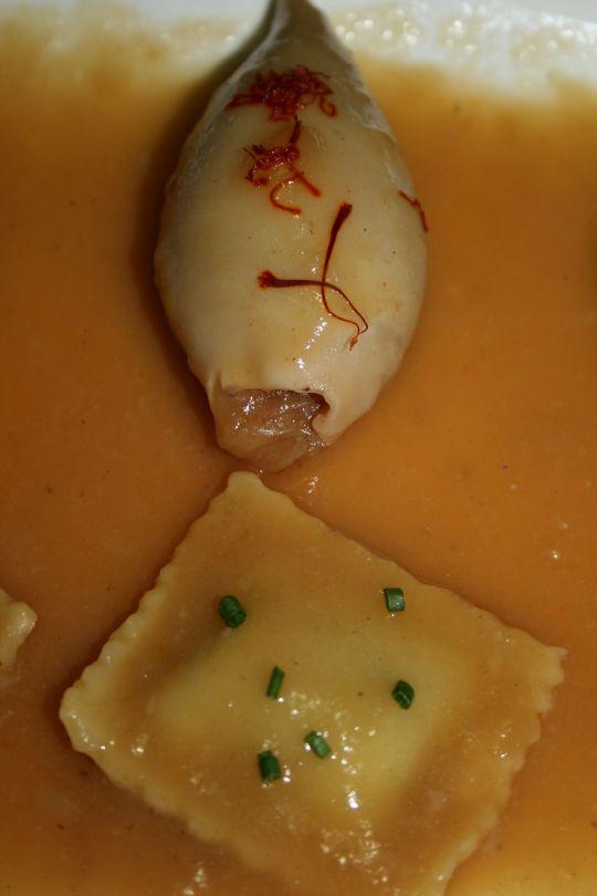 Restaurante Unhòla - Bagergue