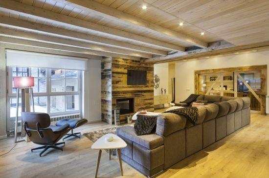 Exclusivo alojamiento en Val de Ruda