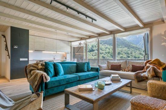 Amplio, confortable, con vistas y una maravillosa terraza