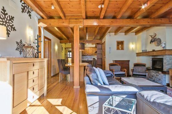 Apartamento ideal para 7 personas