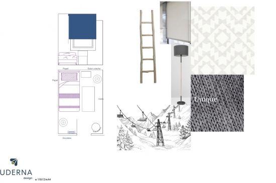Toda la comodidad para 6 en Baqueira y estilo Luderna Design