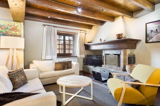 Preciosa casa aranesa con terraza