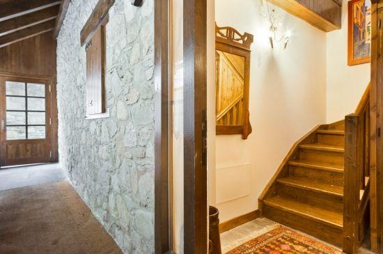 Casa con vistas, en una zona tranquila de Arties.  El mejor aprés-ski