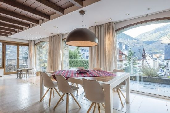 Excepcional vivienda unifamiliar en la mejor zona de Vielha